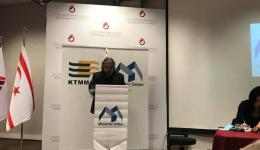PRESIDENT OF CHAMBER OF ARCHITECTS SPEECH AT GENERAL ASSEMBLY